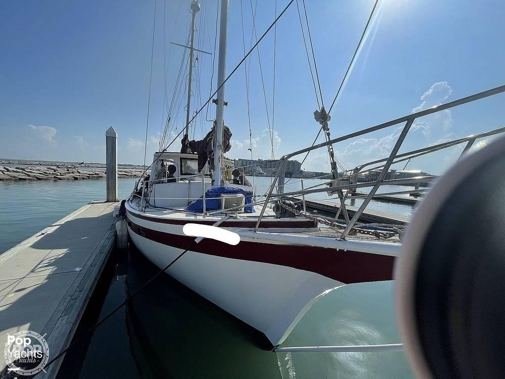 1978 Islander boat for sale, model of the boat is Freeport 41 & Image # 16 of 40
