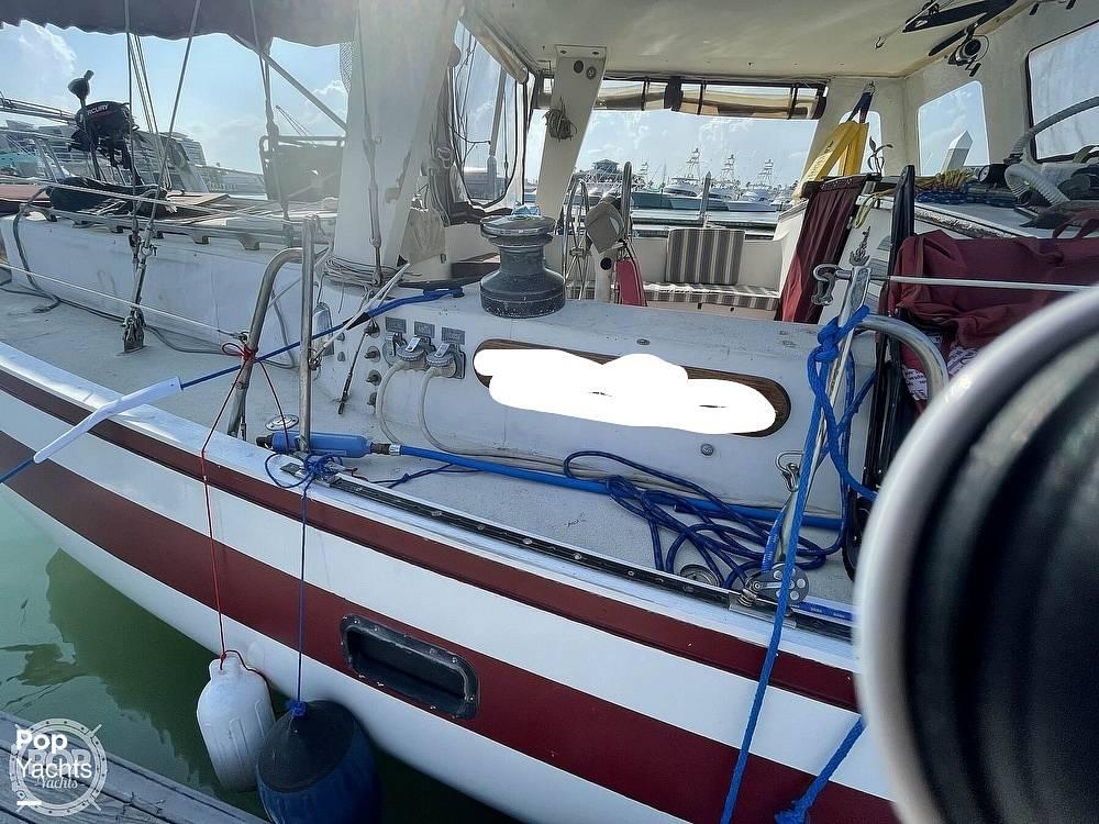 1978 Islander boat for sale, model of the boat is Freeport 41 & Image # 18 of 40