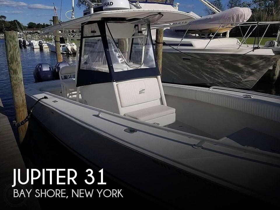 Used Jupiter Boats For Sale by owner   2001 Jupiter 31