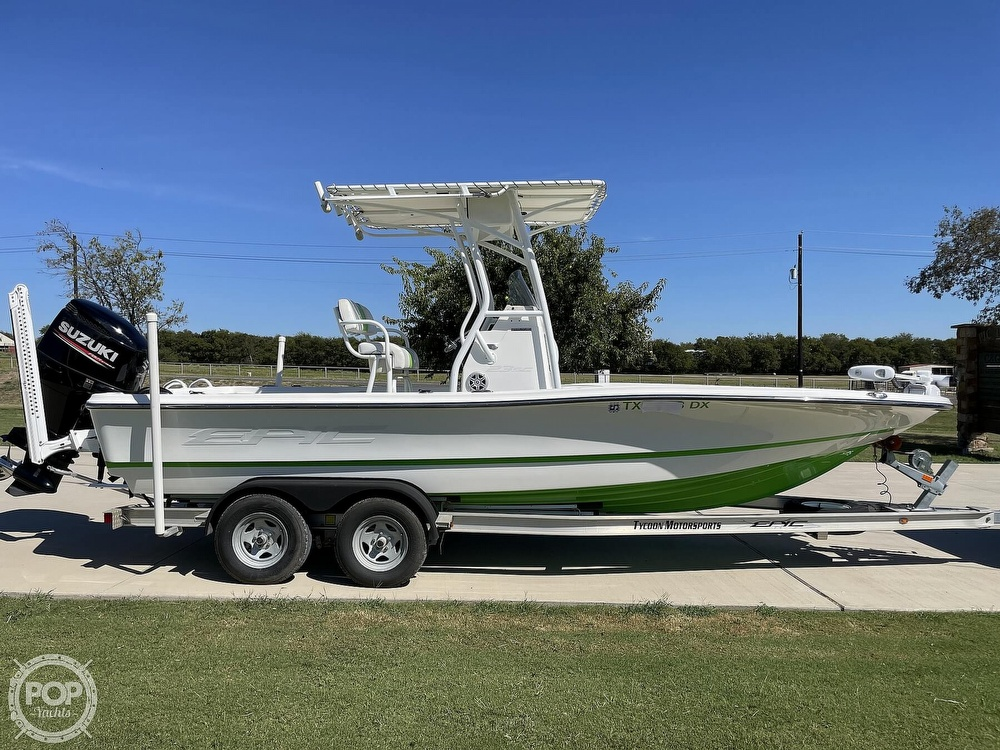 2017 Epic boat for sale, model of the boat is 23SC & Image # 20 of 40