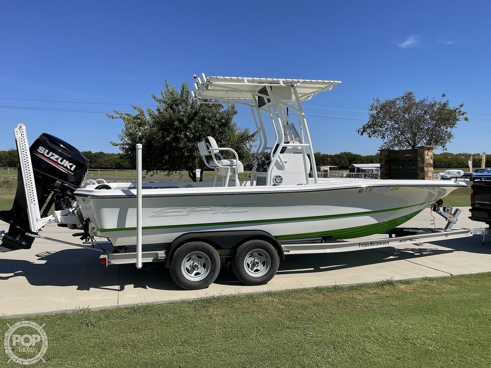 2017 Epic boat for sale, model of the boat is 23SC & Image # 21 of 40