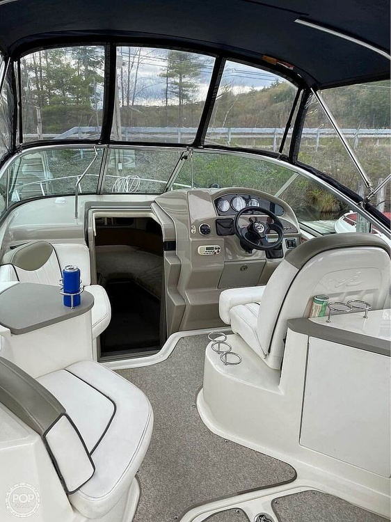 2006 Sea Ray boat for sale, model of the boat is 240 Sundancer & Image # 3 of 8