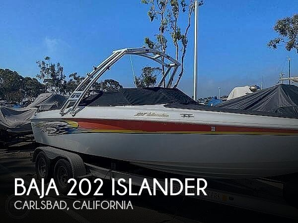 2005 BAJA 202 ISLANDER for sale