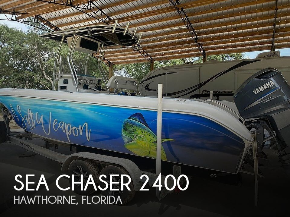 2007 SEA CHASER 2400 for sale