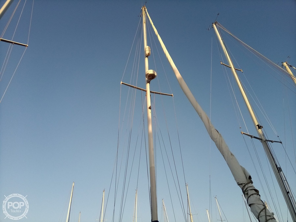 1991 Catalina Yachts boat for sale, model of the boat is 36 & Image # 34 of 40