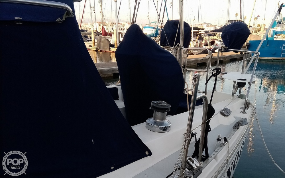 1991 Catalina Yachts boat for sale, model of the boat is 36 & Image # 29 of 40