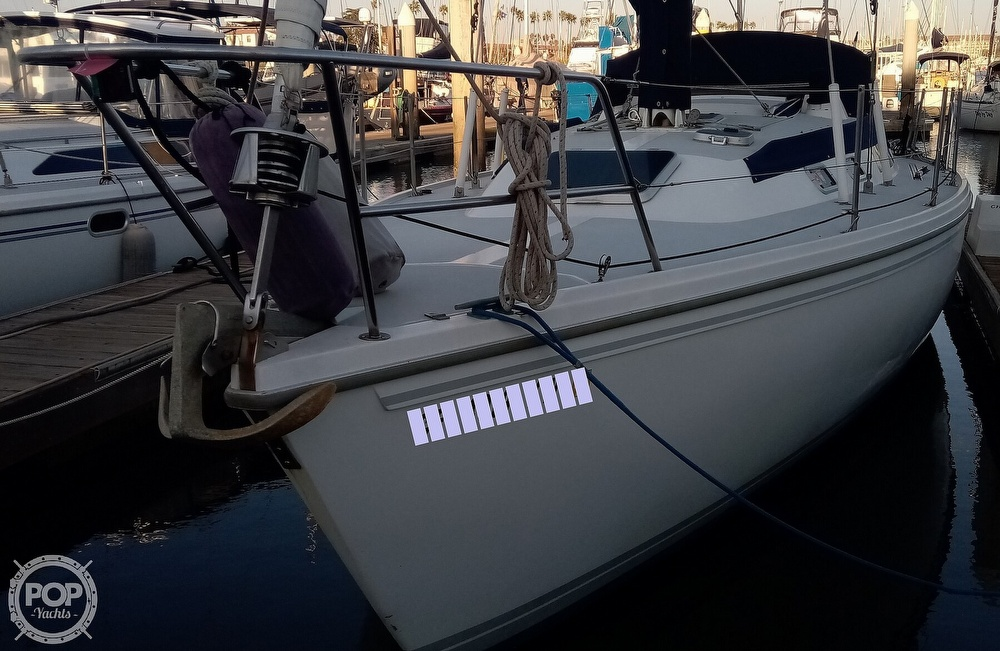 1991 Catalina Yachts boat for sale, model of the boat is 36 & Image # 40 of 40