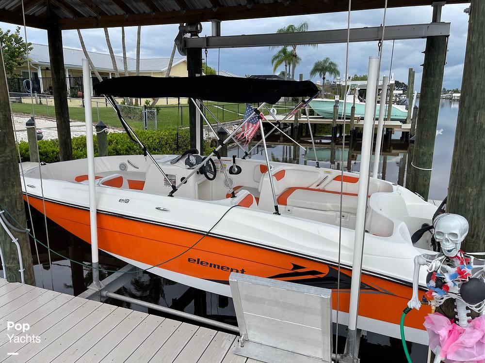2019 Bayliner boat for sale, model of the boat is Element e18 & Image # 3 of 41
