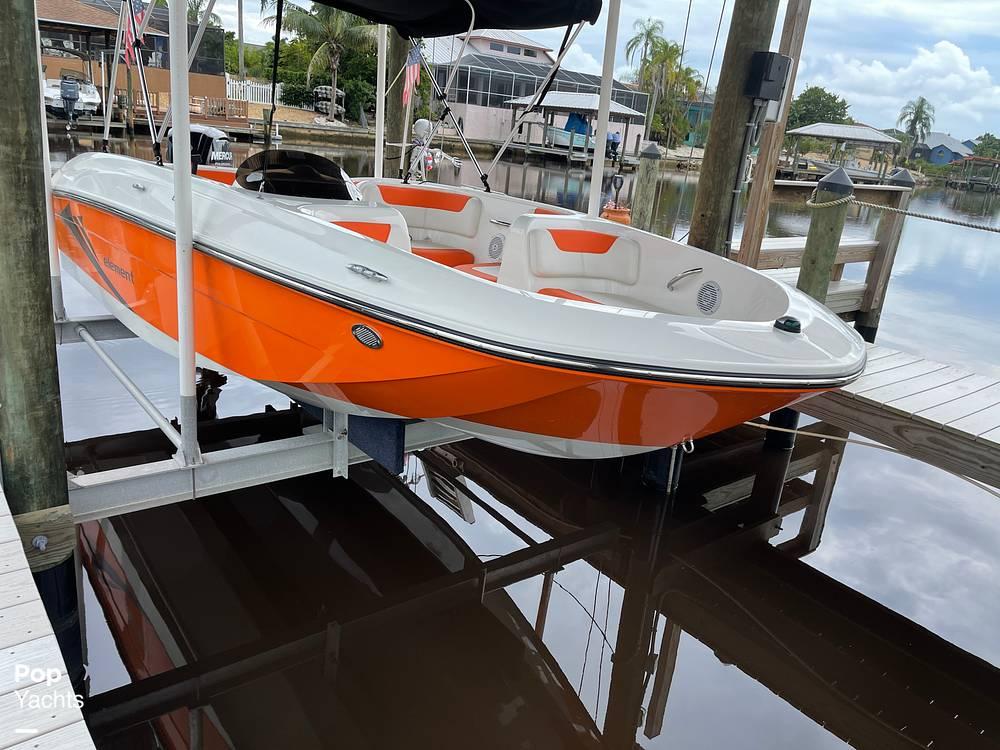 2019 Bayliner boat for sale, model of the boat is Element e18 & Image # 4 of 41