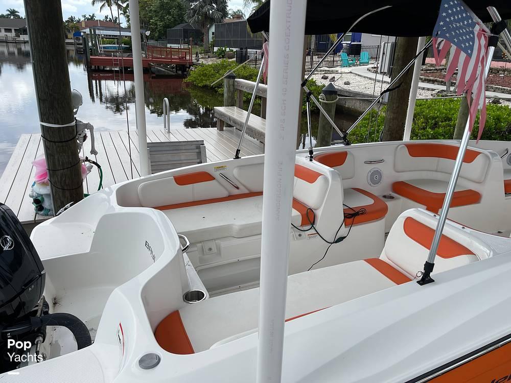 2019 Bayliner boat for sale, model of the boat is Element e18 & Image # 8 of 41