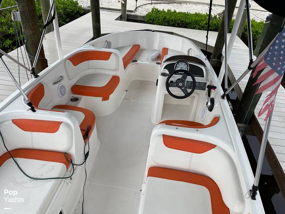 2019 Bayliner boat for sale, model of the boat is Element e18 & Image # 10 of 41