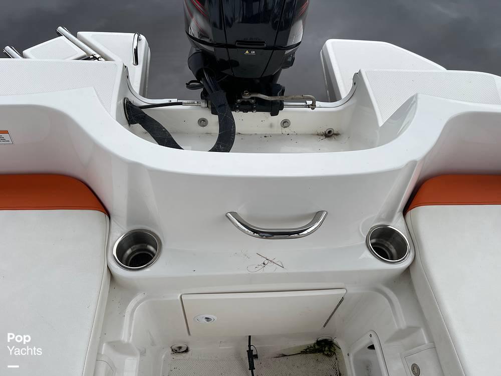 2019 Bayliner boat for sale, model of the boat is Element e18 & Image # 12 of 41