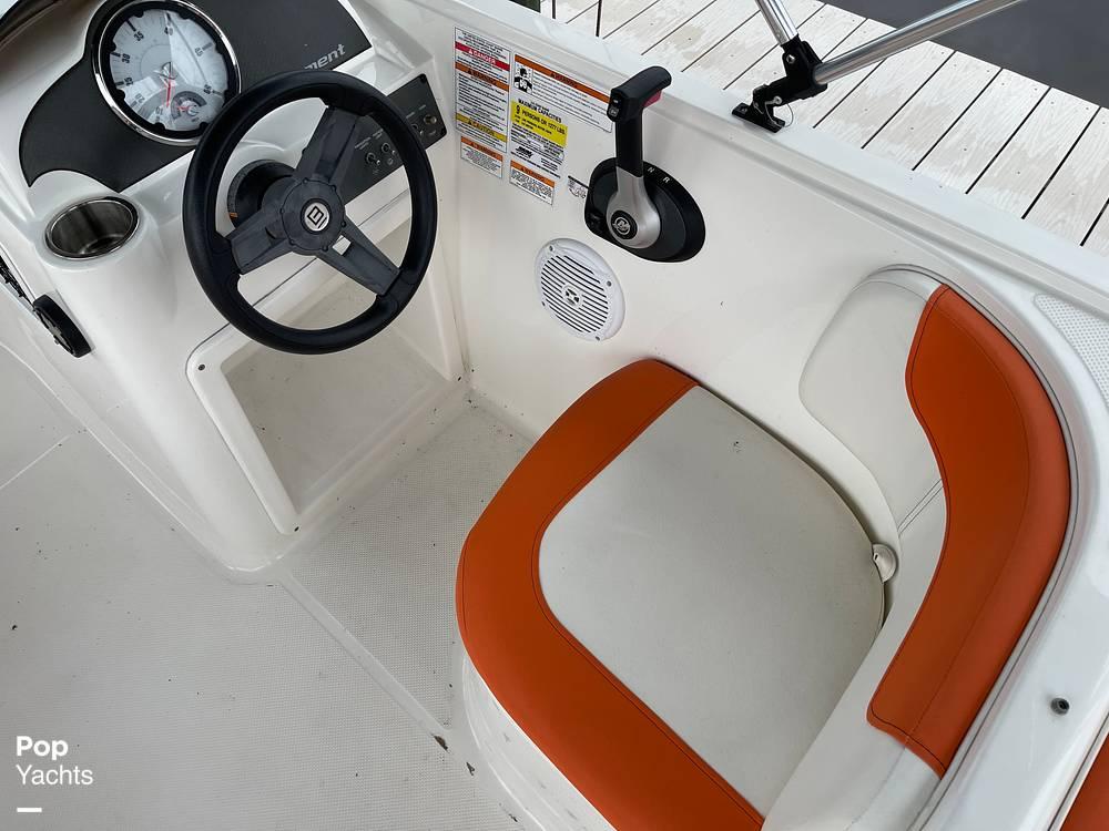 2019 Bayliner boat for sale, model of the boat is Element e18 & Image # 22 of 41