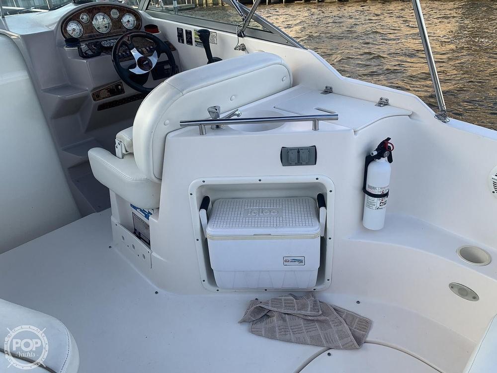 2004 Rinker boat for sale, model of the boat is 250 Fiesta Vee & Image # 23 of 40