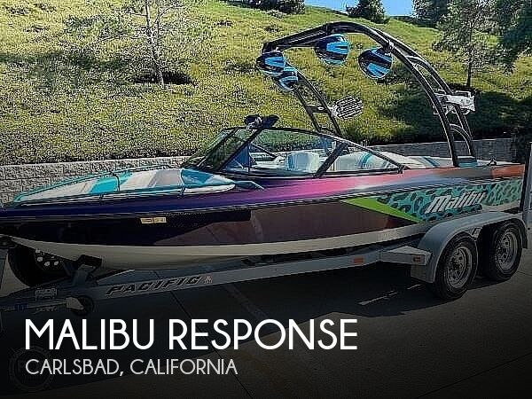 1997 Malibu boat for sale, model of the boat is Response & Image # 1 of 6