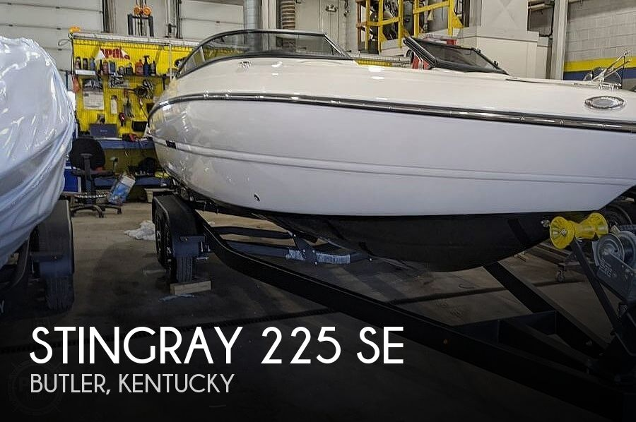 Used Power boats For Sale in Kentucky by owner | 2021 Stingray 225 SE