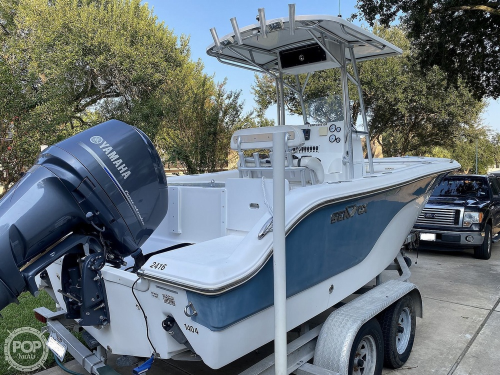 2011 Sea Fox boat for sale, model of the boat is 216 CC & Image # 4 of 40