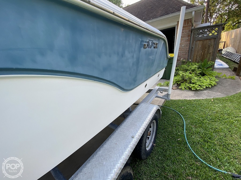 2011 Sea Fox boat for sale, model of the boat is 216 CC & Image # 29 of 40