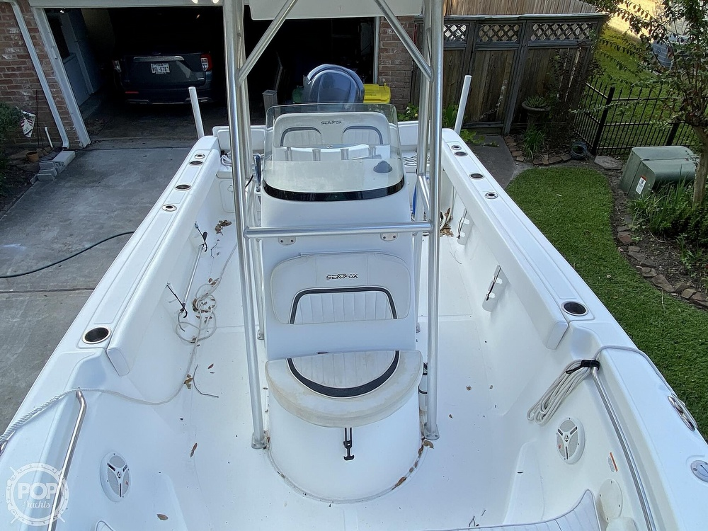 2011 Sea Fox boat for sale, model of the boat is 216 CC & Image # 7 of 40