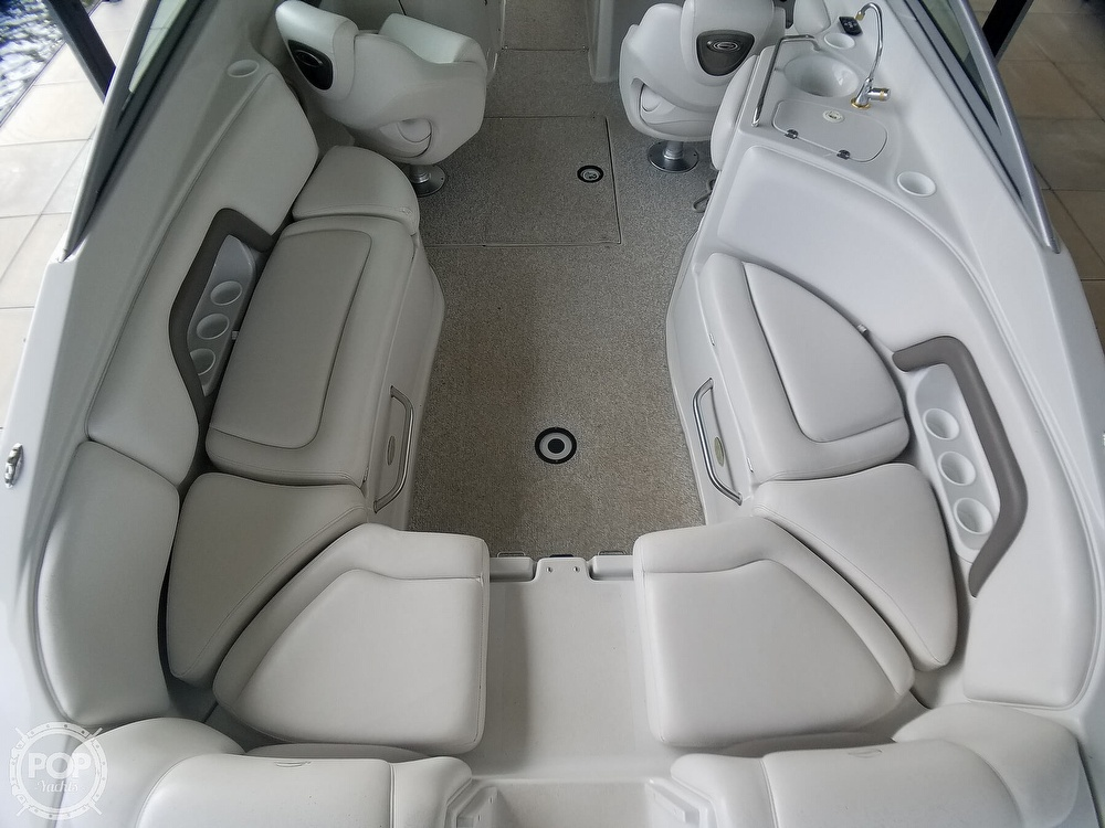2004 Crownline boat for sale, model of the boat is 270 BR & Image # 16 of 40