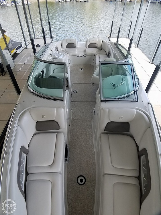 2004 Crownline boat for sale, model of the boat is 270 BR & Image # 37 of 40