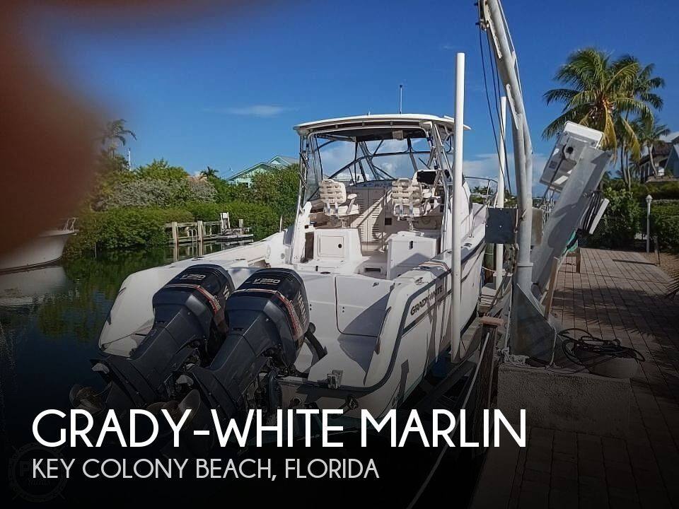 Used Grady-White Boats For Sale by owner   2001 30 foot Grady-White Marlin
