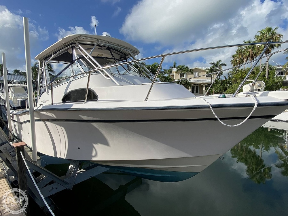 2001 Grady-White boat for sale, model of the boat is Marlin & Image # 3 of 40
