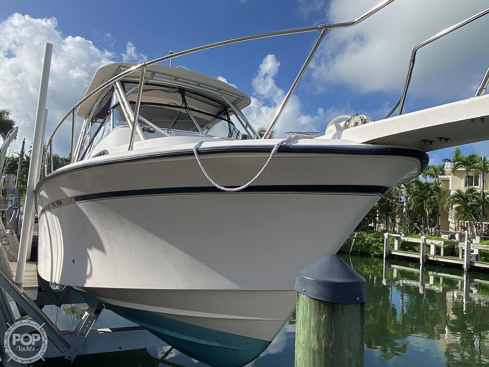 2001 Grady-White boat for sale, model of the boat is Marlin & Image # 6 of 40