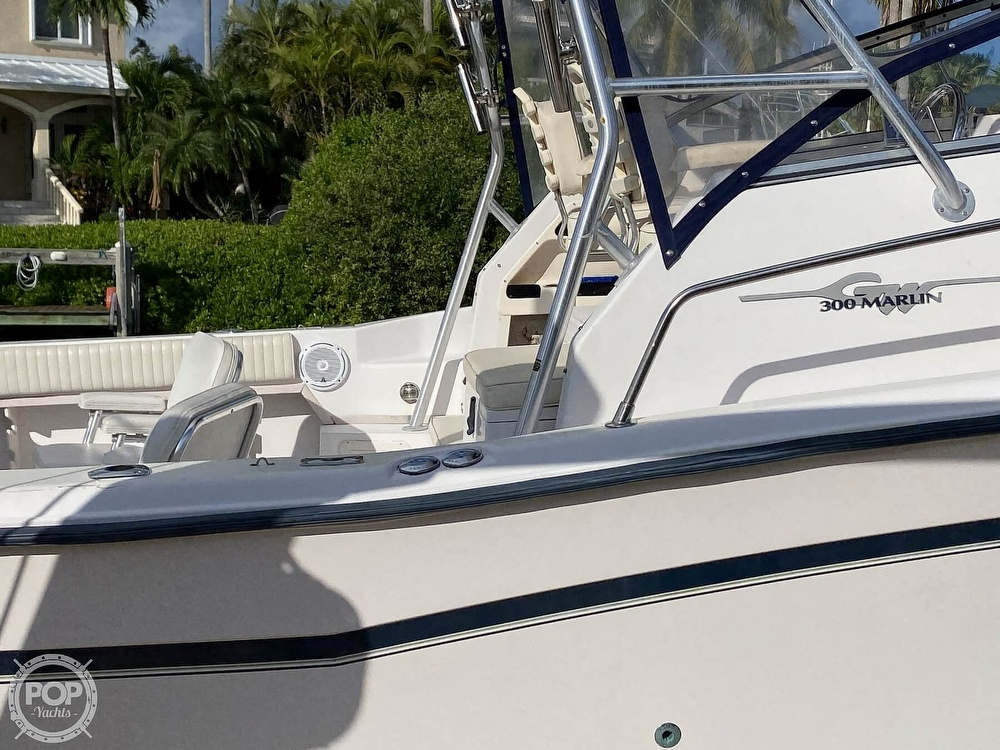 2001 Grady-White boat for sale, model of the boat is Marlin & Image # 9 of 40
