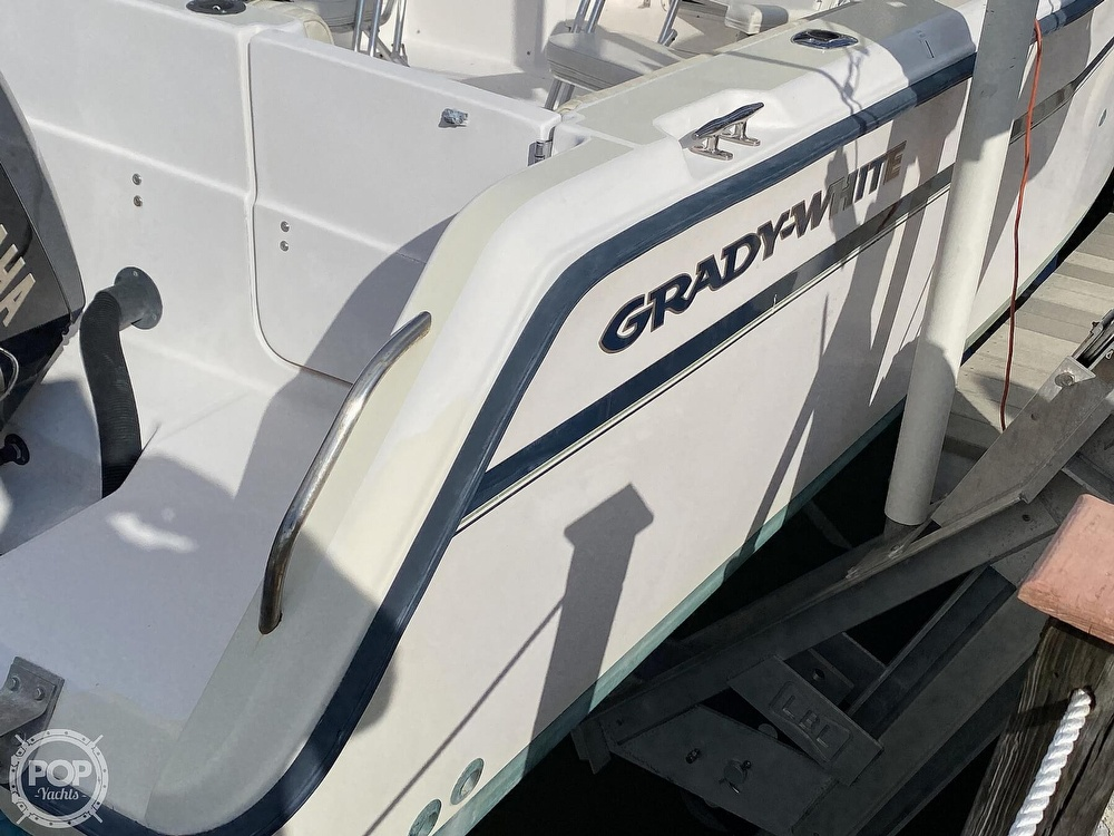 2001 Grady-White boat for sale, model of the boat is Marlin & Image # 10 of 40