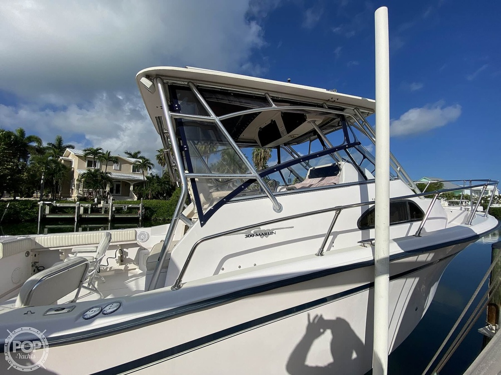 2001 Grady-White boat for sale, model of the boat is Marlin & Image # 18 of 40