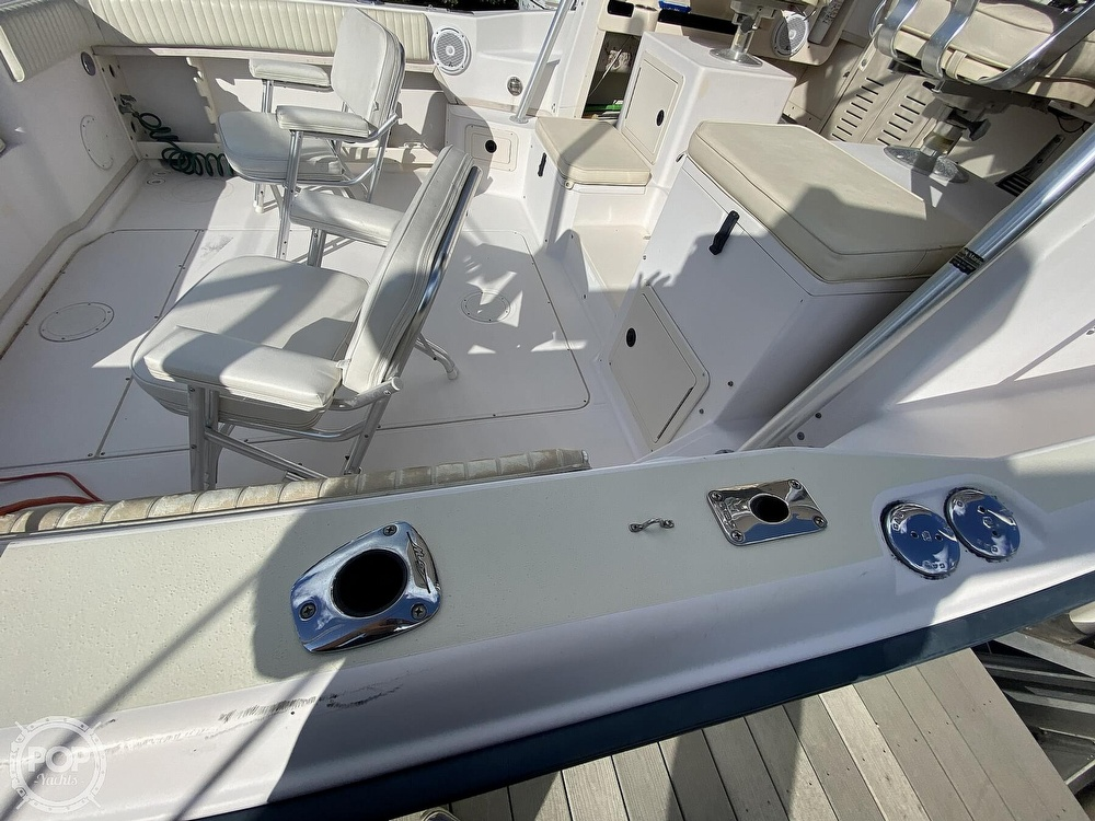 2001 Grady-White boat for sale, model of the boat is Marlin & Image # 21 of 40