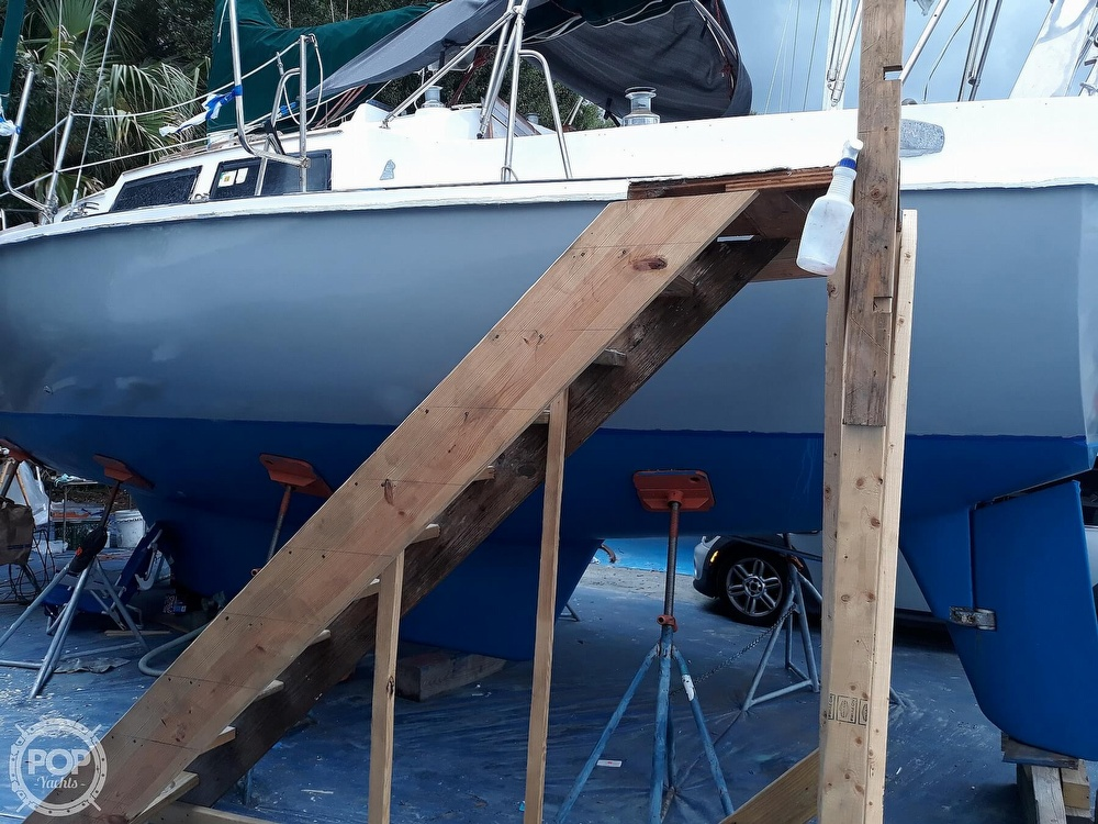 1981 Allmand boat for sale, model of the boat is 31 & Image # 6 of 40