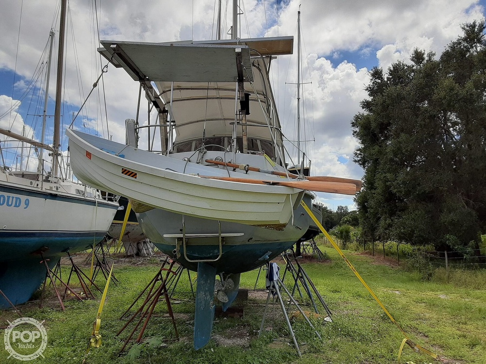 1981 Allmand boat for sale, model of the boat is 31 & Image # 20 of 40