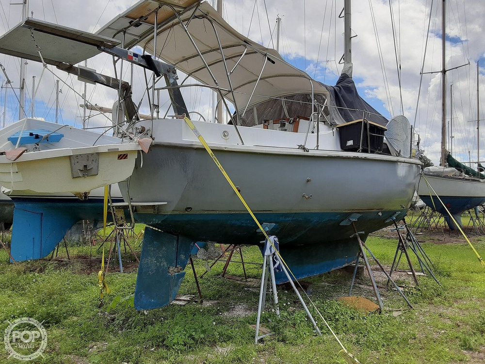 1981 Allmand boat for sale, model of the boat is 31 & Image # 21 of 40