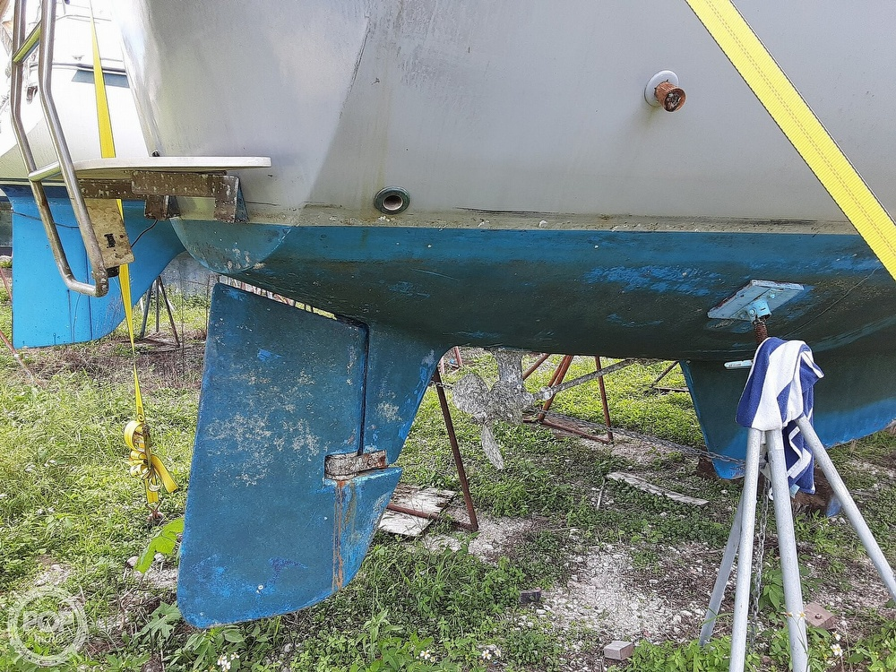 1981 Allmand boat for sale, model of the boat is 31 & Image # 22 of 40