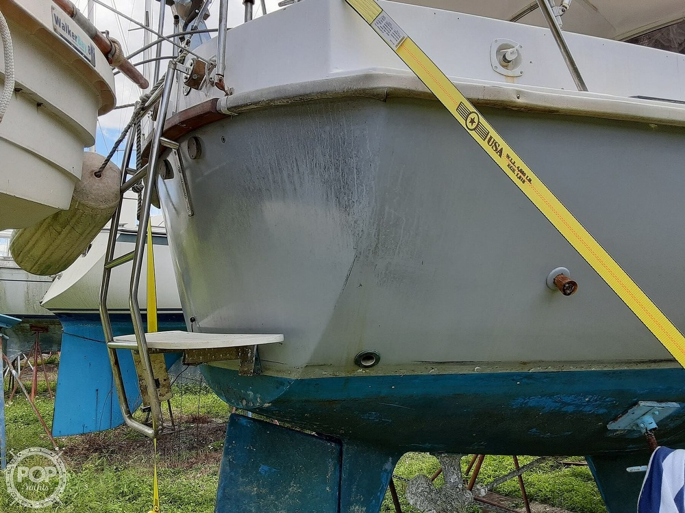 1981 Allmand boat for sale, model of the boat is 31 & Image # 23 of 40