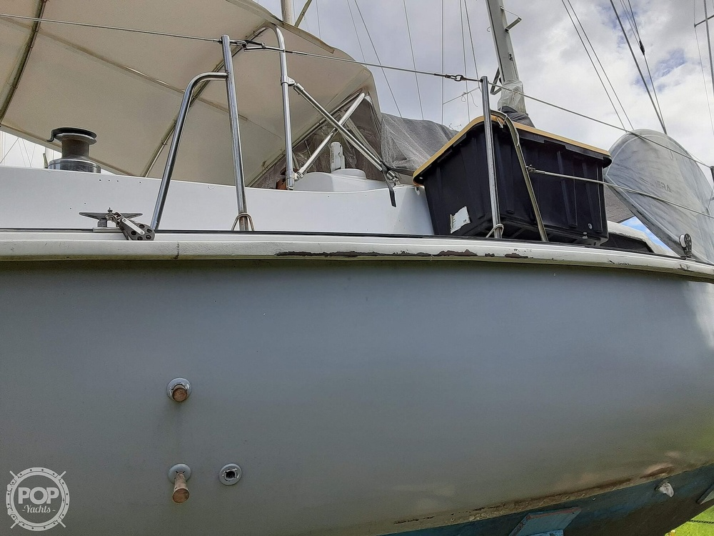 1981 Allmand boat for sale, model of the boat is 31 & Image # 24 of 40