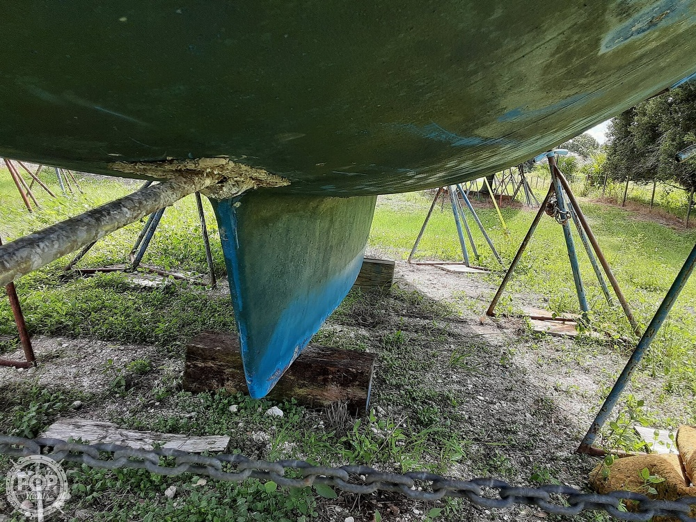 1981 Allmand boat for sale, model of the boat is 31 & Image # 27 of 40
