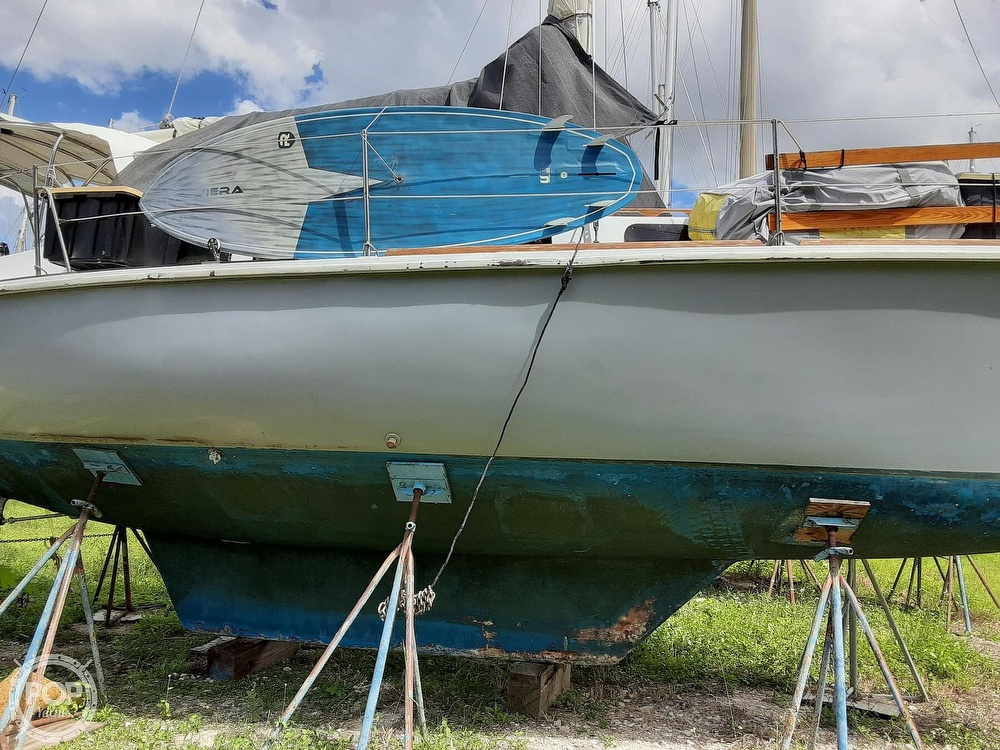 1981 Allmand boat for sale, model of the boat is 31 & Image # 28 of 40