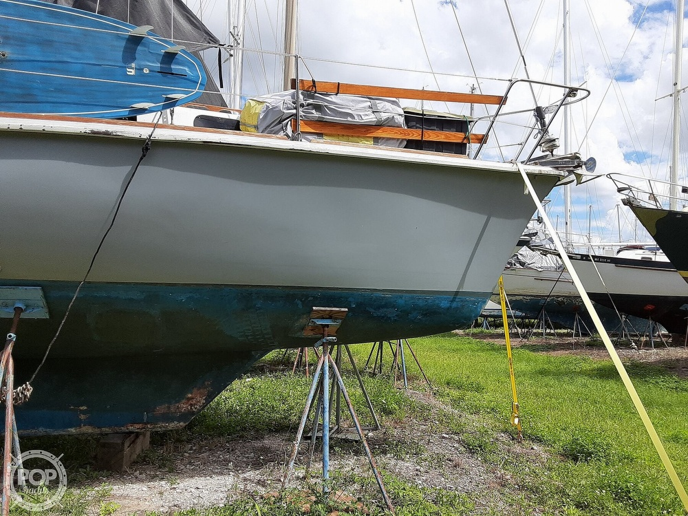 1981 Allmand boat for sale, model of the boat is 31 & Image # 29 of 40