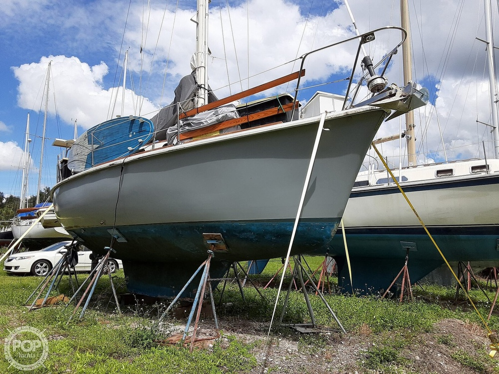 1981 Allmand boat for sale, model of the boat is 31 & Image # 2 of 40