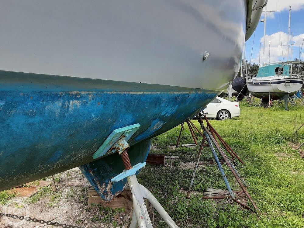 1981 Allmand boat for sale, model of the boat is 31 & Image # 30 of 40