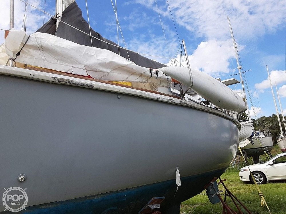 1981 Allmand boat for sale, model of the boat is 31 & Image # 31 of 40