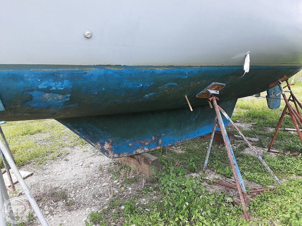 1981 Allmand boat for sale, model of the boat is 31 & Image # 33 of 40