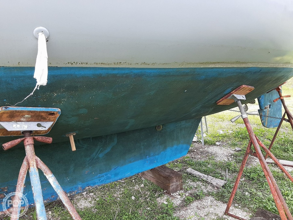 1981 Allmand boat for sale, model of the boat is 31 & Image # 34 of 40
