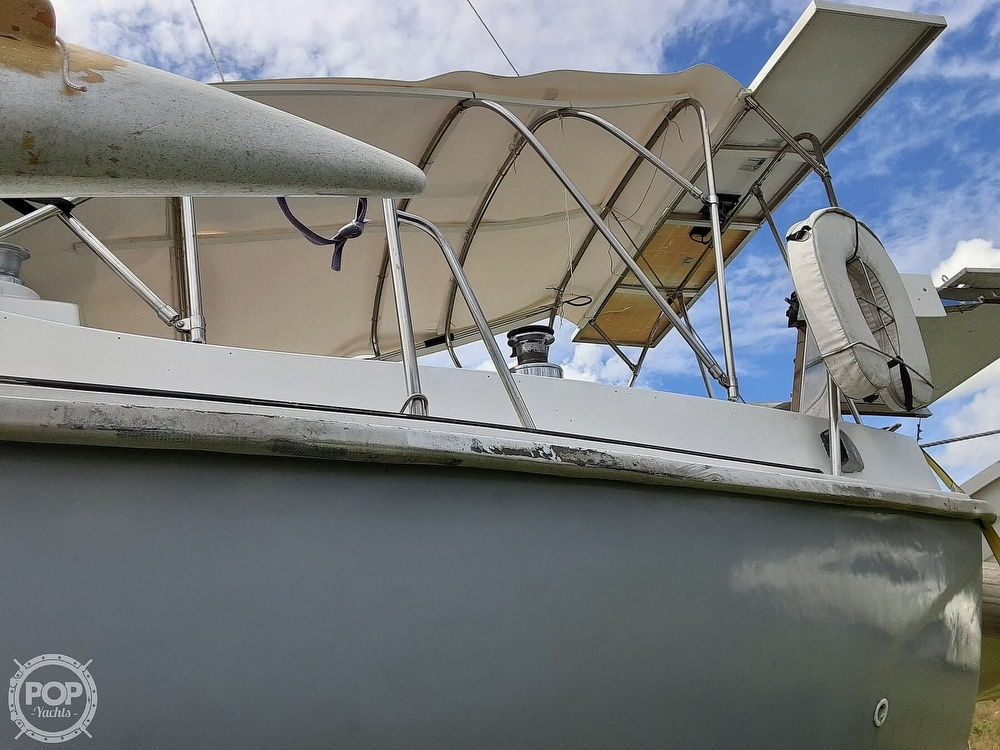 1981 Allmand boat for sale, model of the boat is 31 & Image # 36 of 40