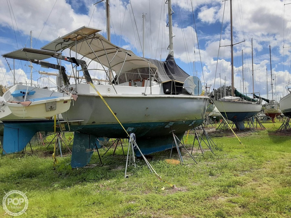 1981 Allmand boat for sale, model of the boat is 31 & Image # 3 of 40