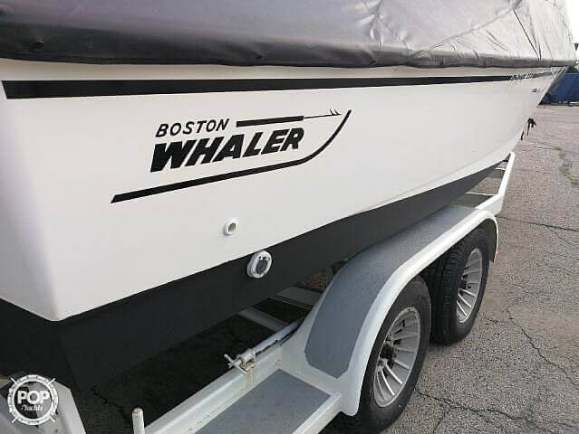 1995 Boston Whaler boat for sale, model of the boat is 210 Outrage & Image # 6 of 8