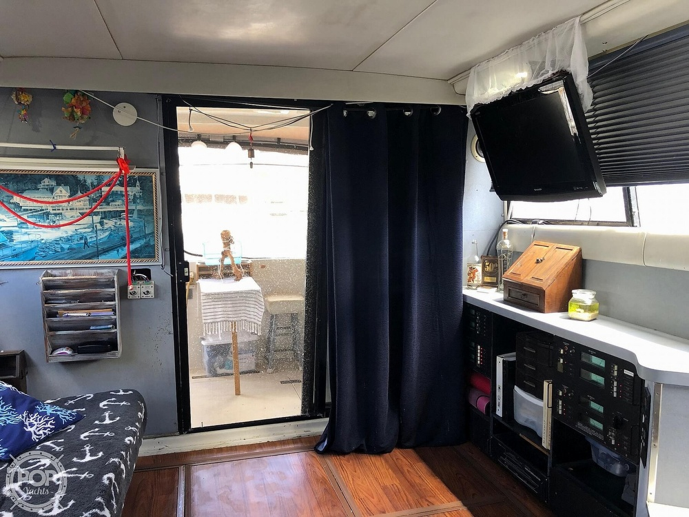 1988 Mainship boat for sale, model of the boat is MEDITERRANEAN 35 & Image # 4 of 40